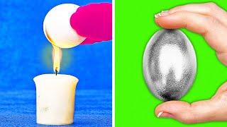 22 Creative Easter Egg Coloring Hacks And Decor Ideas