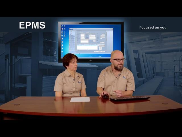 EPMS Tech Talk - Postage Requisitions