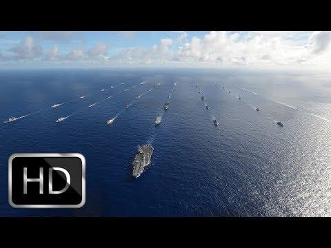 RIMPAC 2018: Armada de Chile comandara el ejercicio naval más grande del mundo