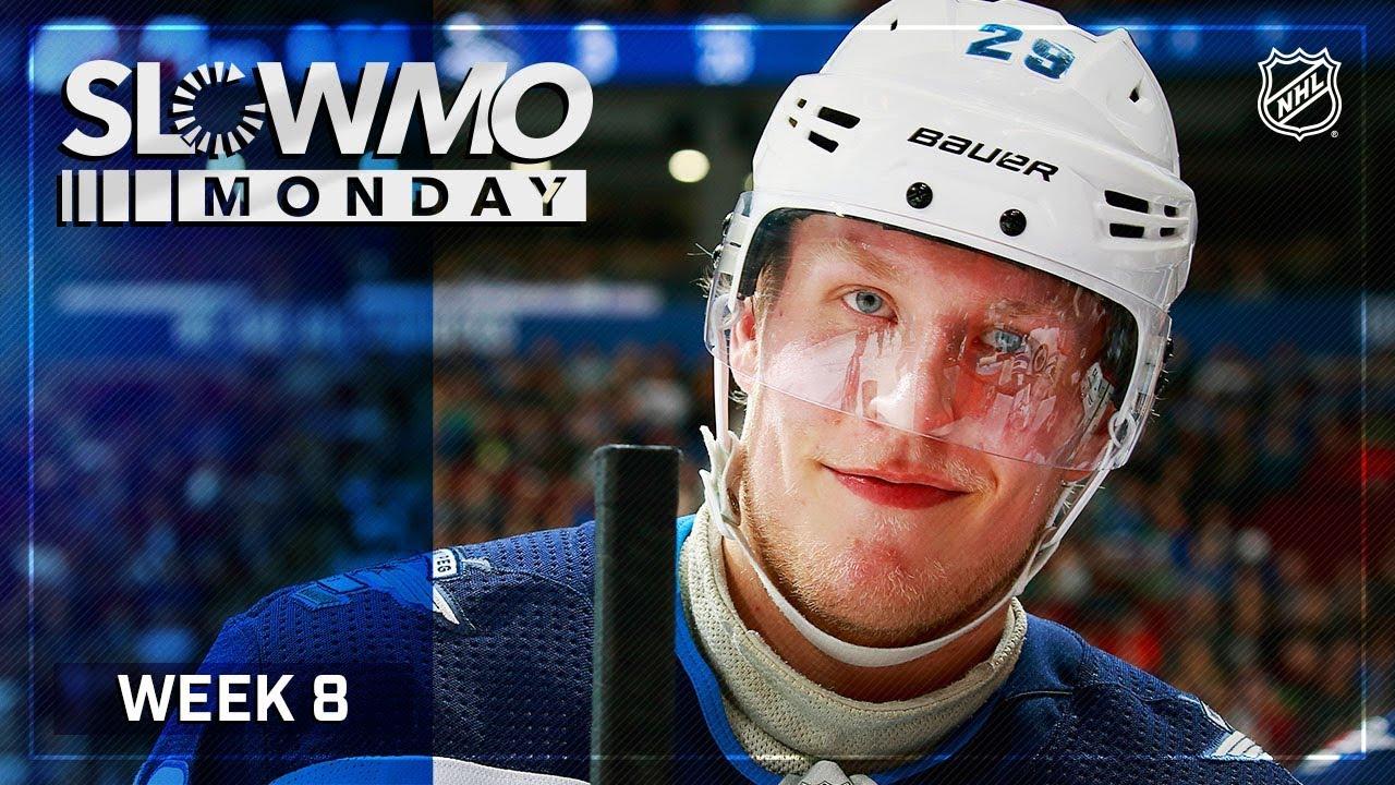 Super Slow Mo Hockey: Week 8