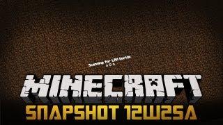 Minecraft Snapshot 12W25A - Nowe Schodki , Usprawnienie Gry LANowej