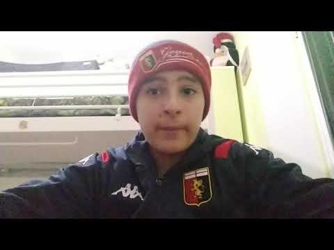 Mattia Destro E Un Nuovo Giocatore Del Genoa Il Mio Pensiero Buon 2020 A Tutti Youtube