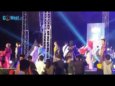 "Malam Anugerah Duta BP Batam di acara ""Car Free Night"""