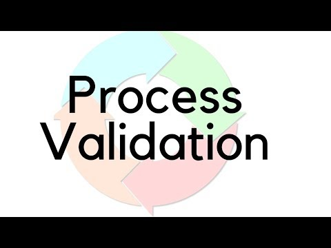 Process Validation in Pharmaceutical Manufacturing