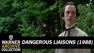Dangerous Liaisons (1988) – All I Can Offer Is Friendship