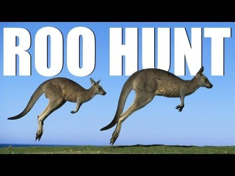 Aussie Deer And Kangaroo Stalking