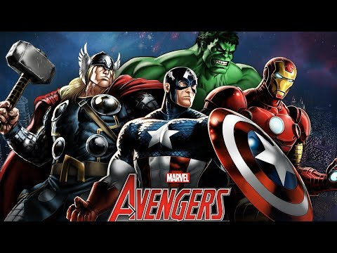 Avengers infinity war MARVEL animated movie MCU 2018 HD Part 1