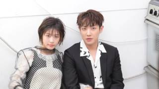 Jung So Min And Lee Joon (BTS )For Marie Claire Magazine July 2017 Issue