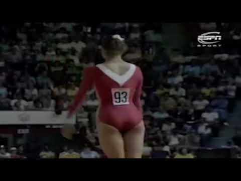 Ukraine Best Gymnast from 1968 to 1996