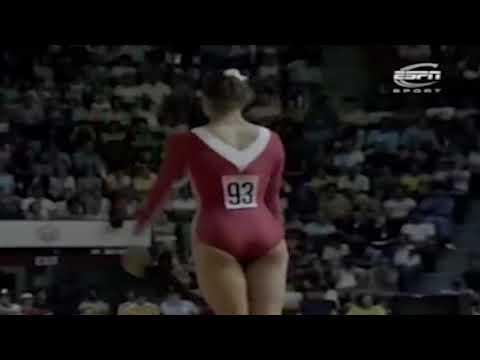 Ukraine Best Gymnast from 1968 to 1996
