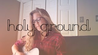 Holy Ground   Taylor Swift (Cover by Rachel Brownell)