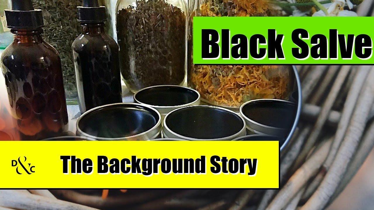 What is Black Salve Ointment? - Detox & Cure