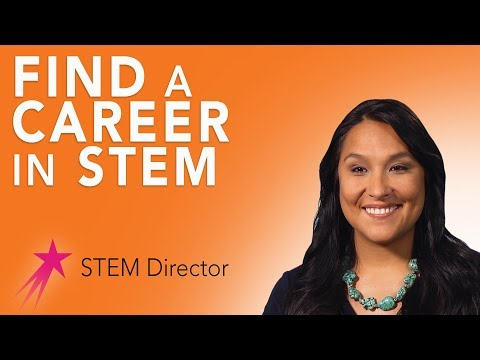 STEM Director: Popular Careers In STEM - Amanda Martinez Career Girls Role Model