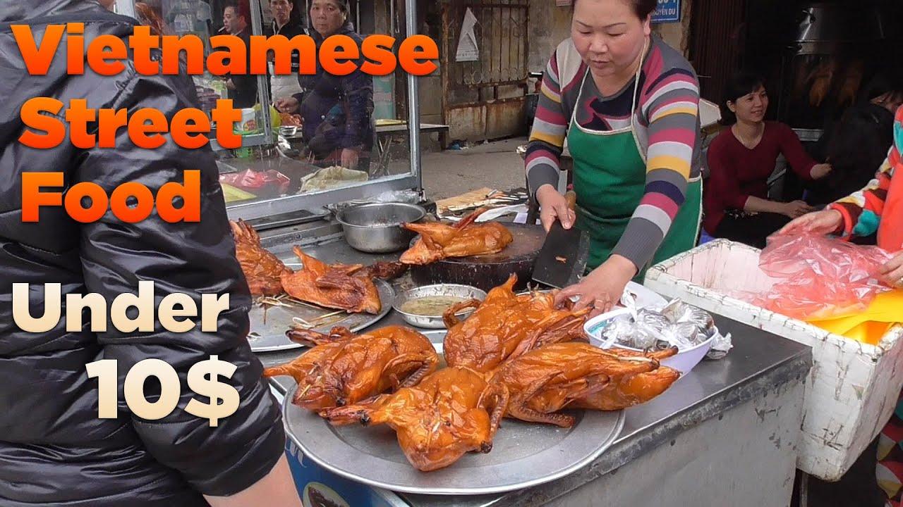vietnamese street food crispy roast bbq duck street food in vietnam 2016 youtube. Black Bedroom Furniture Sets. Home Design Ideas
