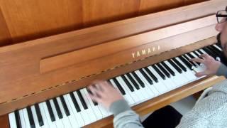 Tony Junior & JETFIRE feat. Rivero - Police ( Piano Arrangement by Danny )