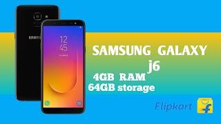 Samsung galaxy J6 4gb Ram 64gb storage under Rs.10000 mobile Full Spceifications