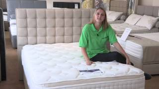 Silentnight Imperial 2800 Latex Divan Bed And Mattress