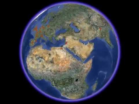 GLOBE Claritas Client Location Globe