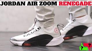 Worthy Buying? Jordan Air Zoom Renegade Pros & Cons!