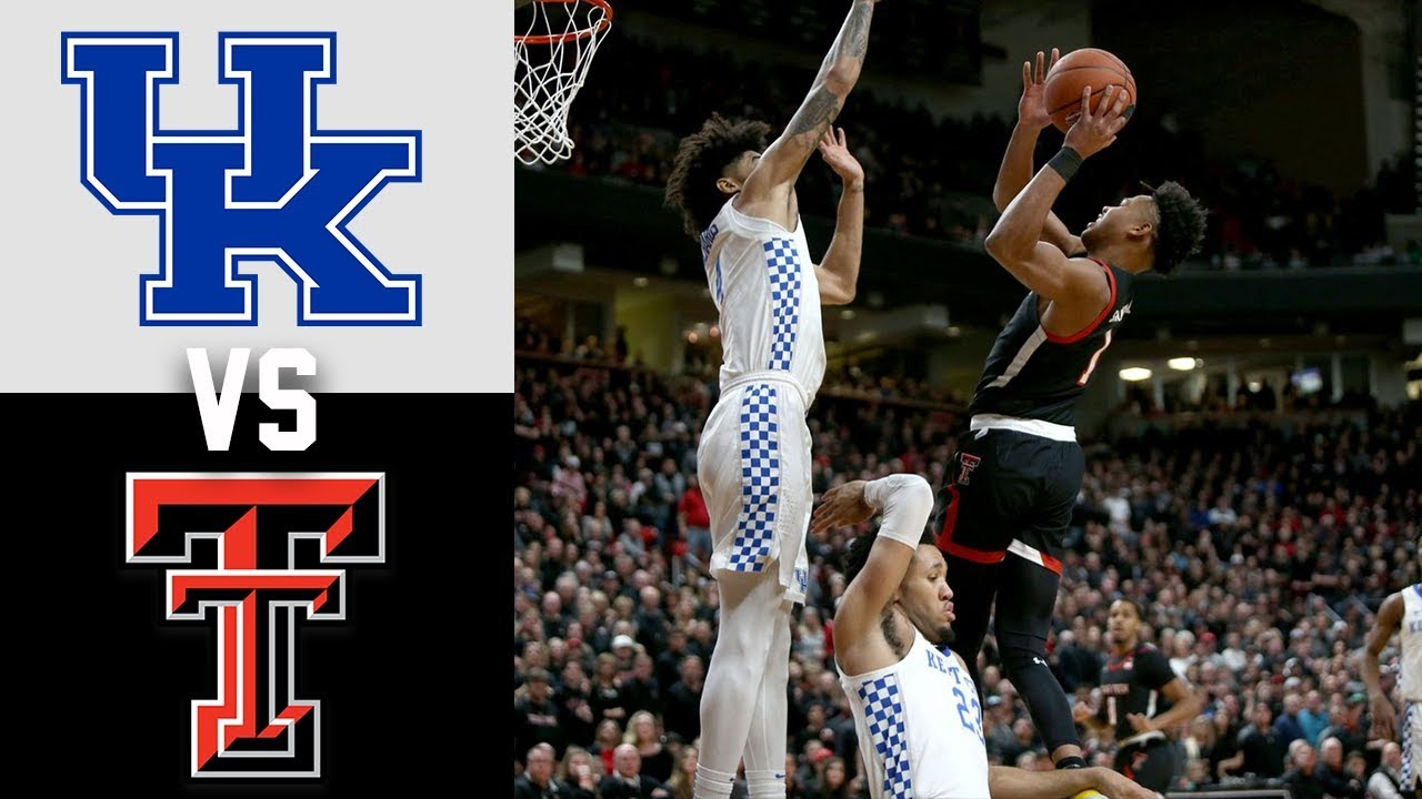 Live updates from Kentucky vs. Texas Tech college basketball in ...