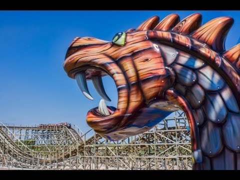 Bay Beach Amusement Park Sea Dragon Maiden Voyage