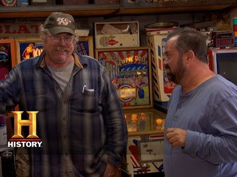 American Pickers: Risque Business | History