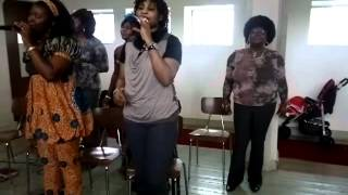 African Worship in Germany