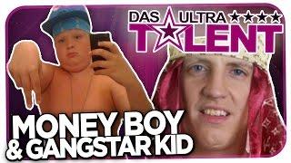 MONEY BOY + 12 JÄHRIGES GANGSTER KID - ULTRATALENT
