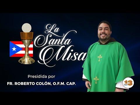 Santa Misa de Hoy Miércoles, 16 de Junio de 2021