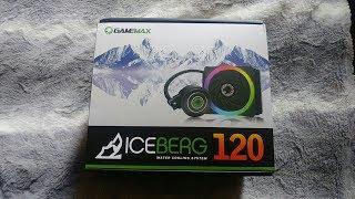 Gamemax Iceberg 120 Water cooling Economico