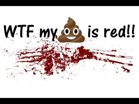 I Ate Beetroot And Now My Poop Is Red Youtube