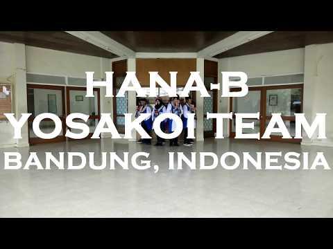 [踊ってみた] Hana-B - Yosakoi Invader