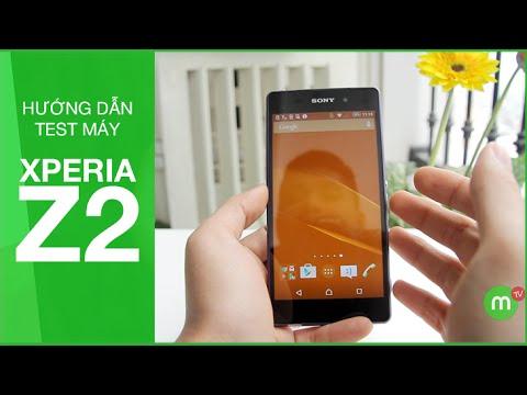 MangoTV - 12 Bước Test Máy, Chọn Mua Sony Xperia Z2 CŨ, QSD