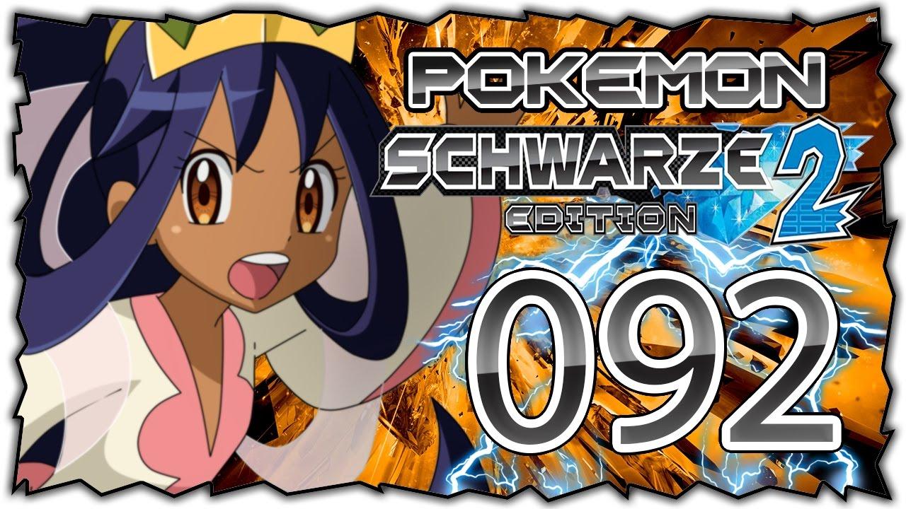 Pokemon Schwarz Liga