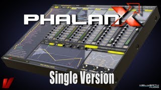 Vengeance Producer Suite - Phalanx Tutorial Video: 10 Single Version