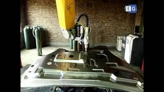 Роботизированный станок для лазерного раскроя металла(, 2015-03-01T09:10:43.000Z)