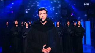 """MGP 2011: Didrik Solli-Tangen og Oslo Fagottkor - """"My Heart Is Yours"""""""