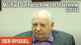 Interview: Michael Gorbatschow über Putin, die Deutschen und Amerika