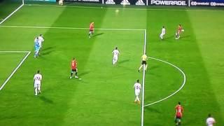 SPAIN VS MAZEDONIA 5-0 AMAZING GOAL MARCO ASENSIO U21 EM 2017 17.6.2017