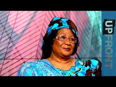 Joyce Banda: Africa 🌍 is not poor - UpFront