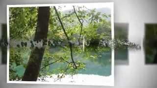 Северный Кавказ.Голубое озеро .(Уникальное озеро Кабардино Балкарии в Черекском ущелье., 2015-01-07T16:39:49.000Z)