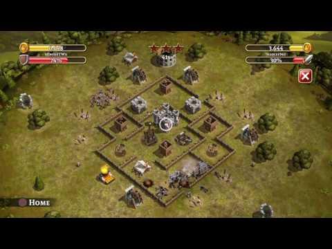 Battle Ages - Strong Defensive Setup (Medieval)
