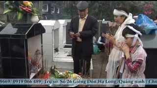 Quay Video Đám Tang (Đám ma) Chuyên nghiệp Uy Tín Hạ Long - Phương Lan Camera 0125 286 9669
