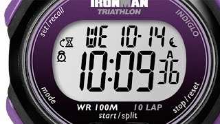 Timex Women's Ironman Essential 10 Mid-Size Watch
