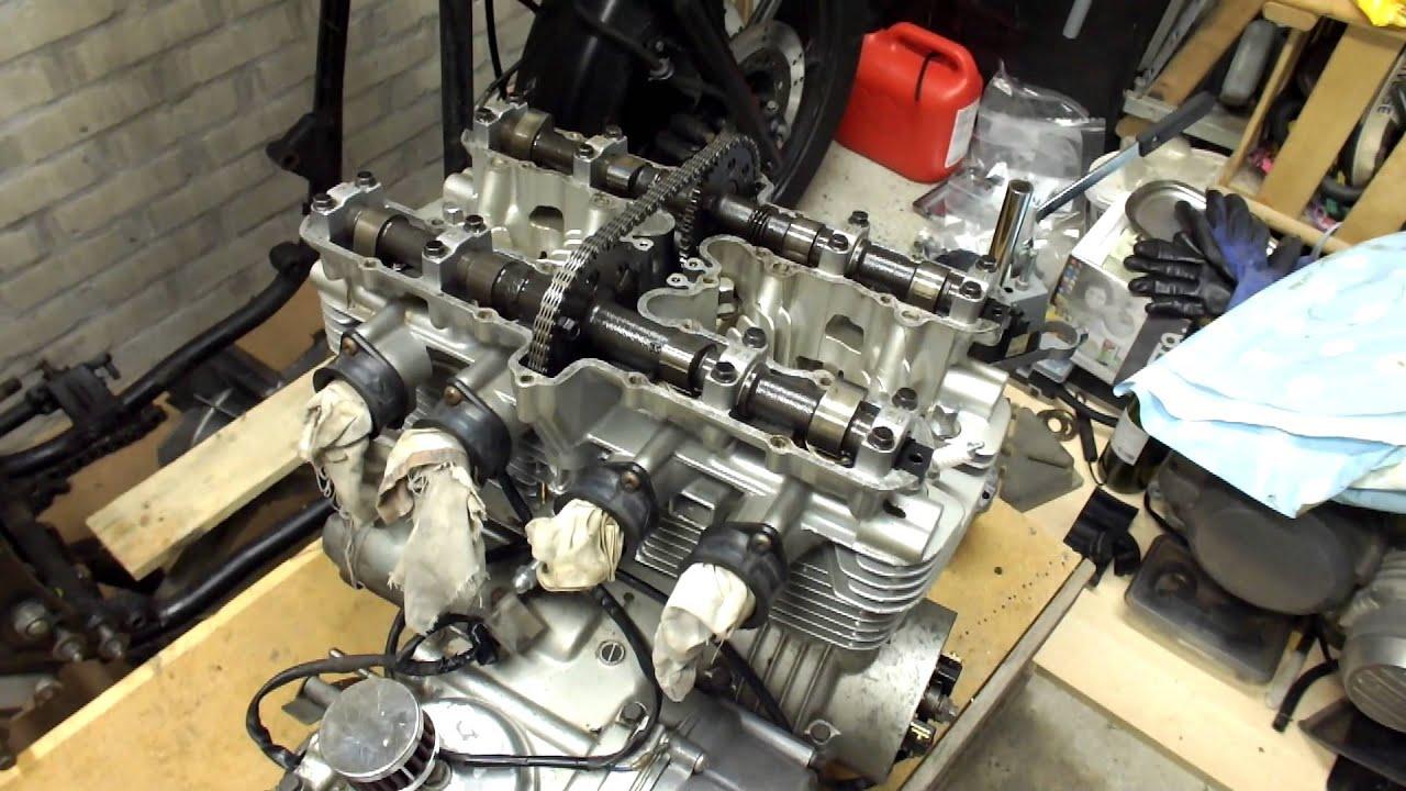 Kawasaki Ltd Engine Rebuild