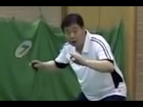 Badminton Smash Defense