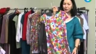 видео Платья в стиле этно