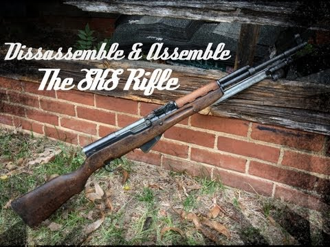 Complete Disassembly & Reassembly Of The SKS (Type 56) In HD