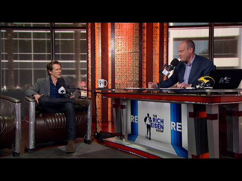 Actor Kevin Bacon on Sports Growing Up - 5/11/17