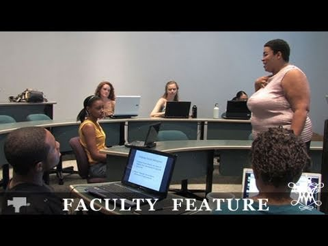 Linguistics and engagement: In class with Charity Hudley